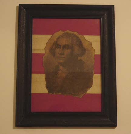 Large George Washington-