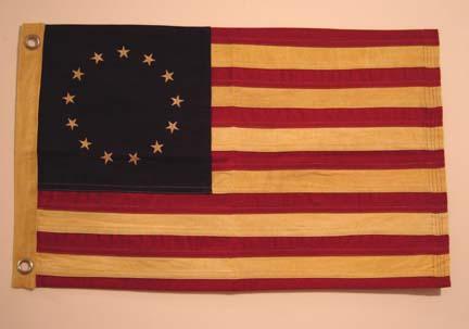 Betsy Ross Small Flag-