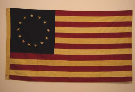 Betsy Ross Large Flag-