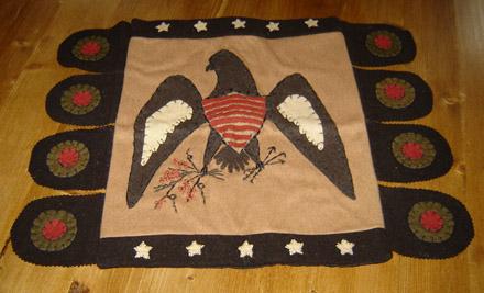 AM118 Penny Eagle-