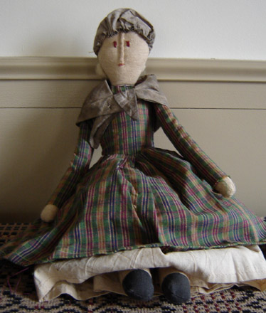 AM121 Martha Doll-