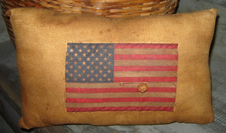 AM128 Flag Pillow-