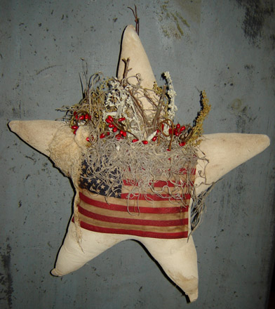 AM129 Star Flag Hanger-