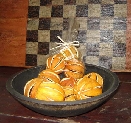 BF101 Whole Orange Balls with Slices-