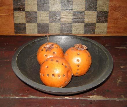 BF102 Orange Clove Balls-