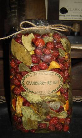 BF112 Cranberry Relish Potpourri-