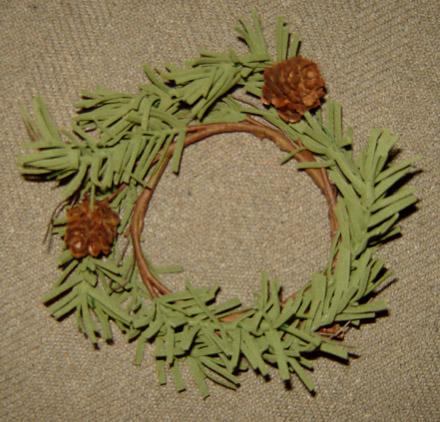 """CT148 2.75"""" Pine Ring-"""