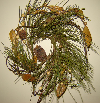 CT240 Small Woodland Pine Ring-