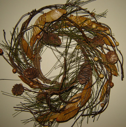 CT241 Medium Woodland Pine Ring-