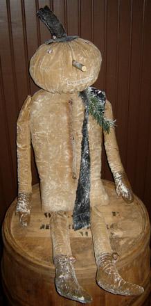 CT251 Mr. Soot Snowman-