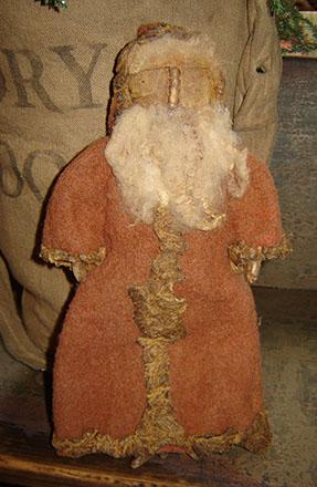 CT315 Prim Wool Santa-