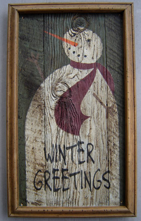 INSWG24X36 Winter Greetings Insert-0019, tavern sign