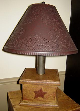 LAM124 Star Box Lamp-