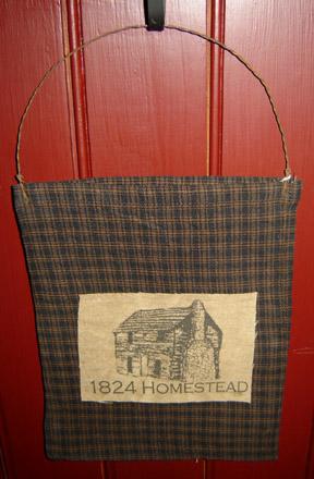 MO175 1824 Homestead Fabric Bag-