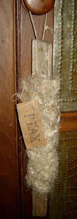 MO195 Flax On Old Stick-