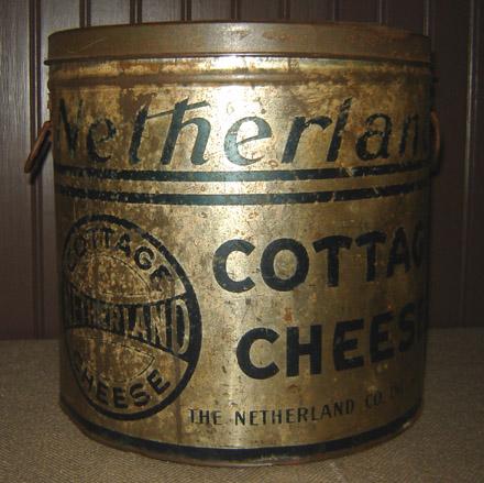OS120 Netherland Cottage Cheese Tin-