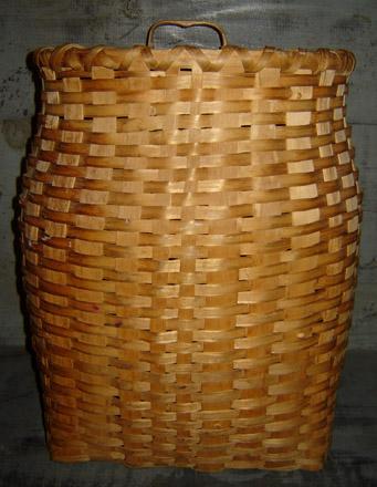OS126 Large Old Pack Basket-