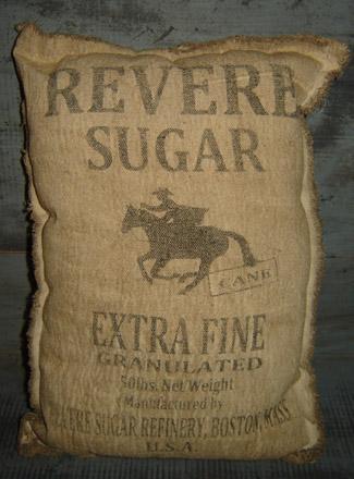 PAN122 Revere Sugar Pillow Sack-