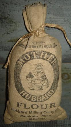 PAN123 Mother Hubbard Flour Sack-