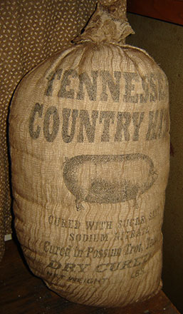 PAN131 Tennessee Country Ham Bag-