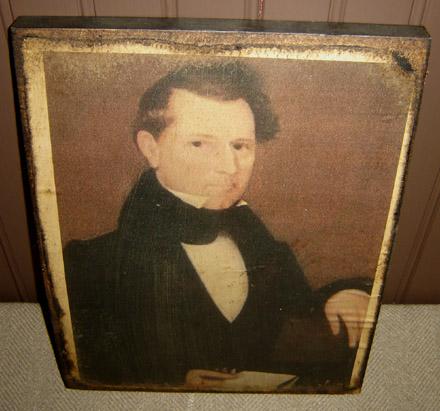 PS134 Male Ancestor Portrait-