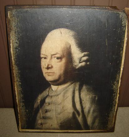 PS135 Older Gentleman Ancestor Portrait-