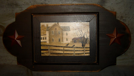 PS147 Billy Jacobs Stone House Print-