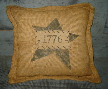 PW127 1776 Pillow-