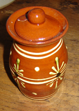 RD111 Small Decorative Canister-