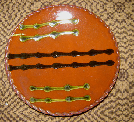 RD117 2 Black Lines With Green Plate-