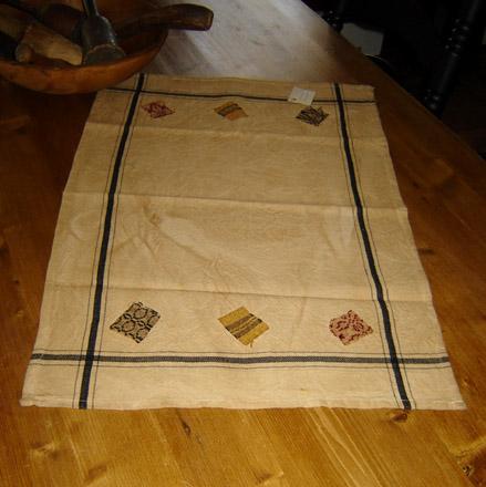 RU108 Patchwork Runner/Towel-