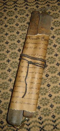 WAX108 1807 Candle Bundle-