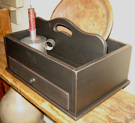 WO174 Utility Caddy with Drawer-