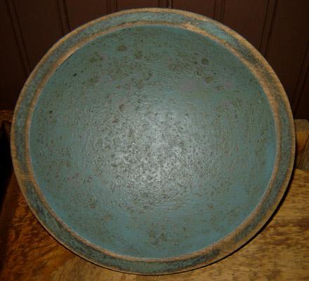 WO230 Nice Prim Blue Bowl-