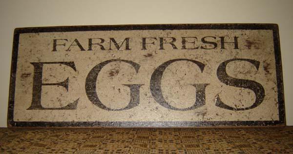 WS101 Farm Fresh Eggs-