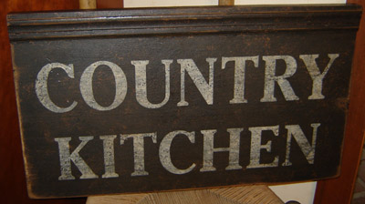 WS105 Country Kitchen-