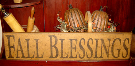 WS127 Fall Blessings-