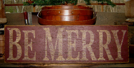 WS130 Be Merry-