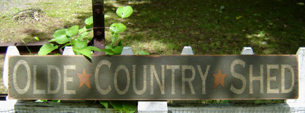 WS138 Olde Country Shed-