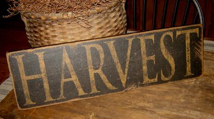 WS146 Harvest-
